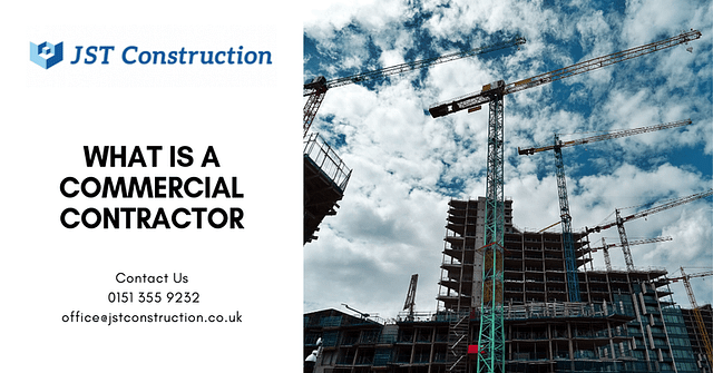 What is a commercial contractor